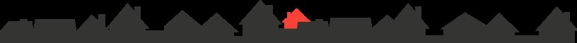 illustration représentant plusieurs maisons